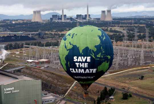 photos courtesy of: GreenPeace